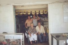 В гостях у Кукарачи.Галапагосские острова